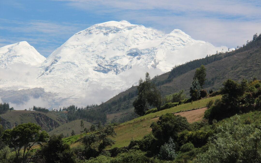 Southern Ecuador to Peru