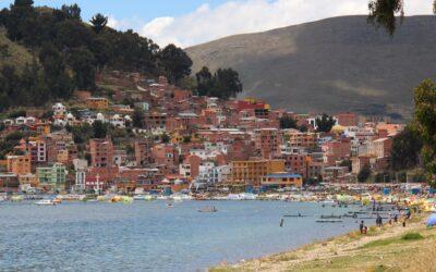 Bienvenidos Bolivia !